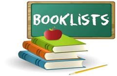 Calendar and Booklists