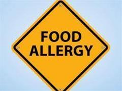 Food Allergy Warning - Please Read