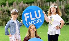 Reminder: Flu Vaccine Clinic coming to school